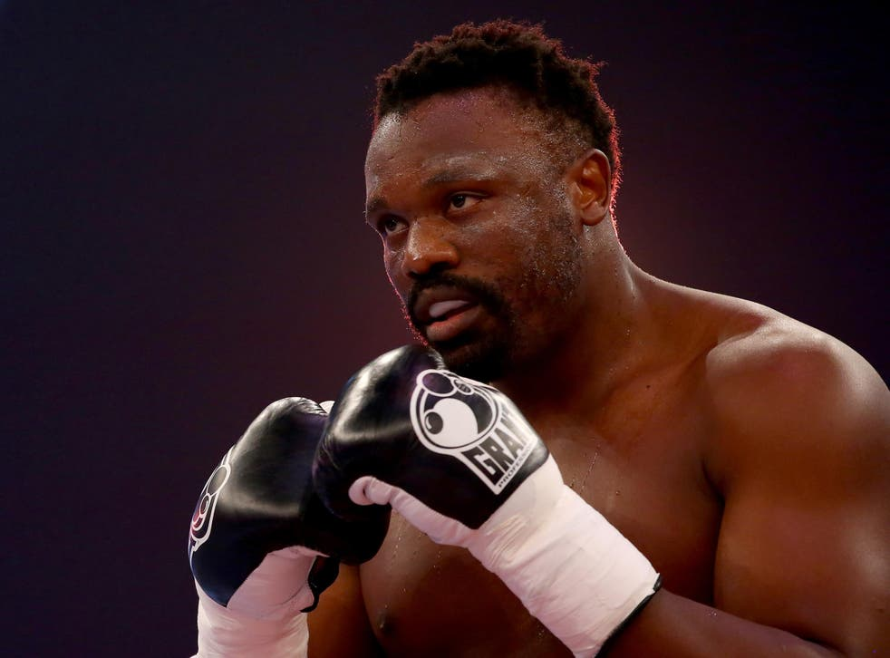 Chisora has lost six fights in his career