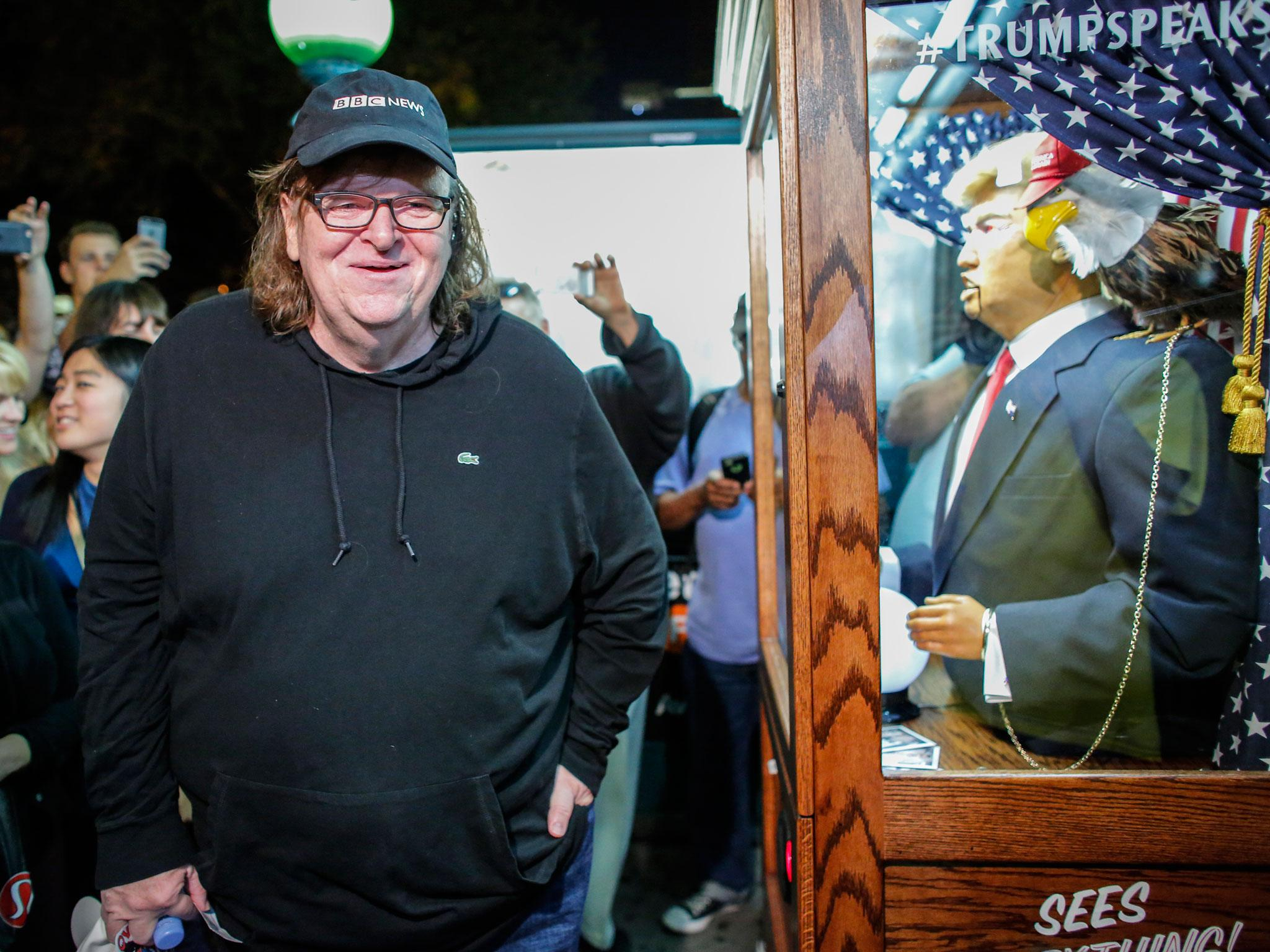 Michael Moore Calls For Protests And Civil Disobedience To Stop Donald  Trump Two Days Before Electoral College Votes  The Independent