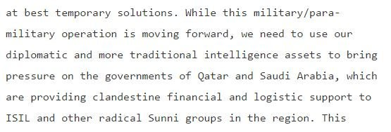 Julian Assange: Isis and Clinton Foundation are both funded by Saudi