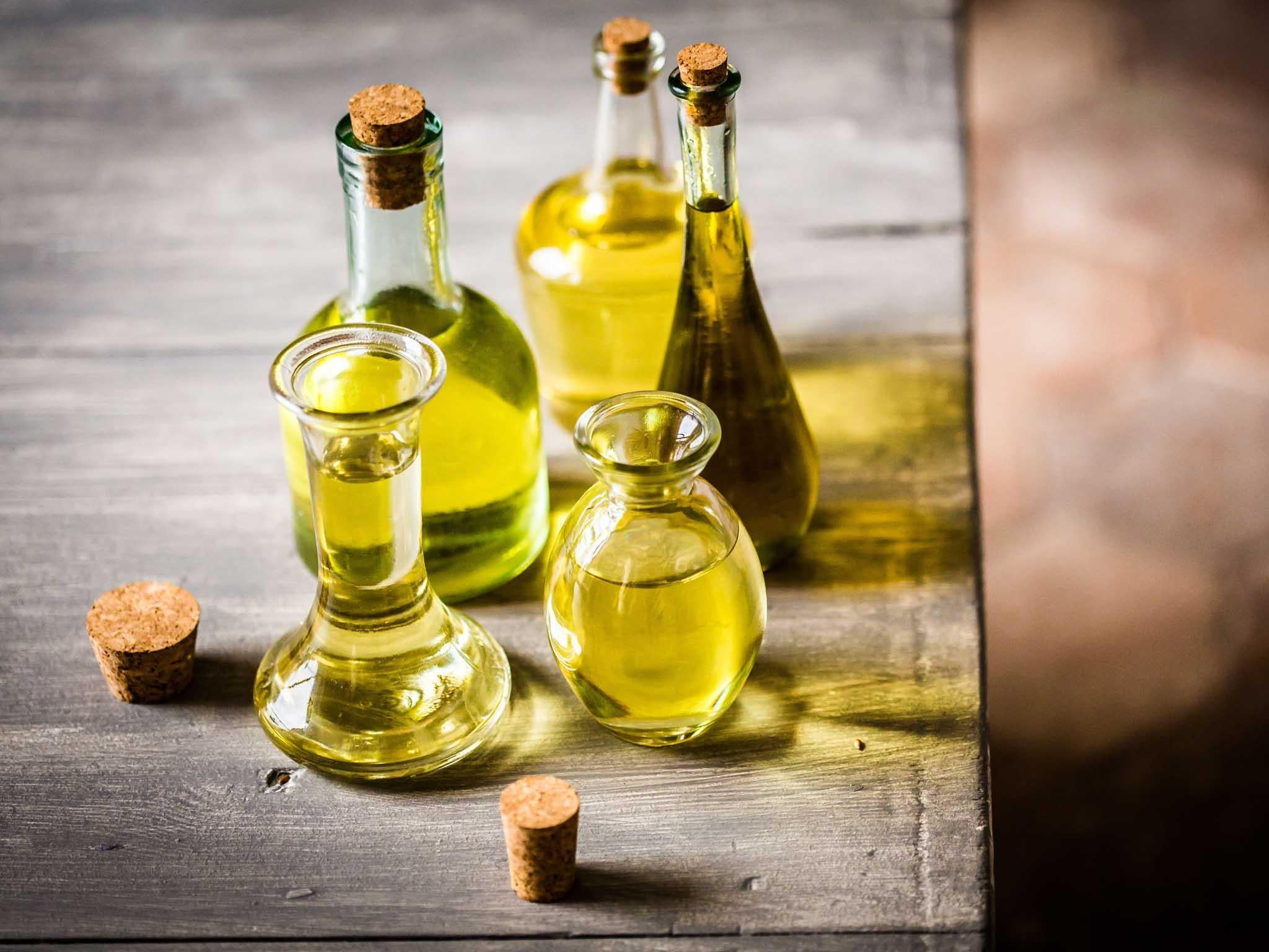Scientists discover vegetable oil that 'helps reduce stomach fat'
