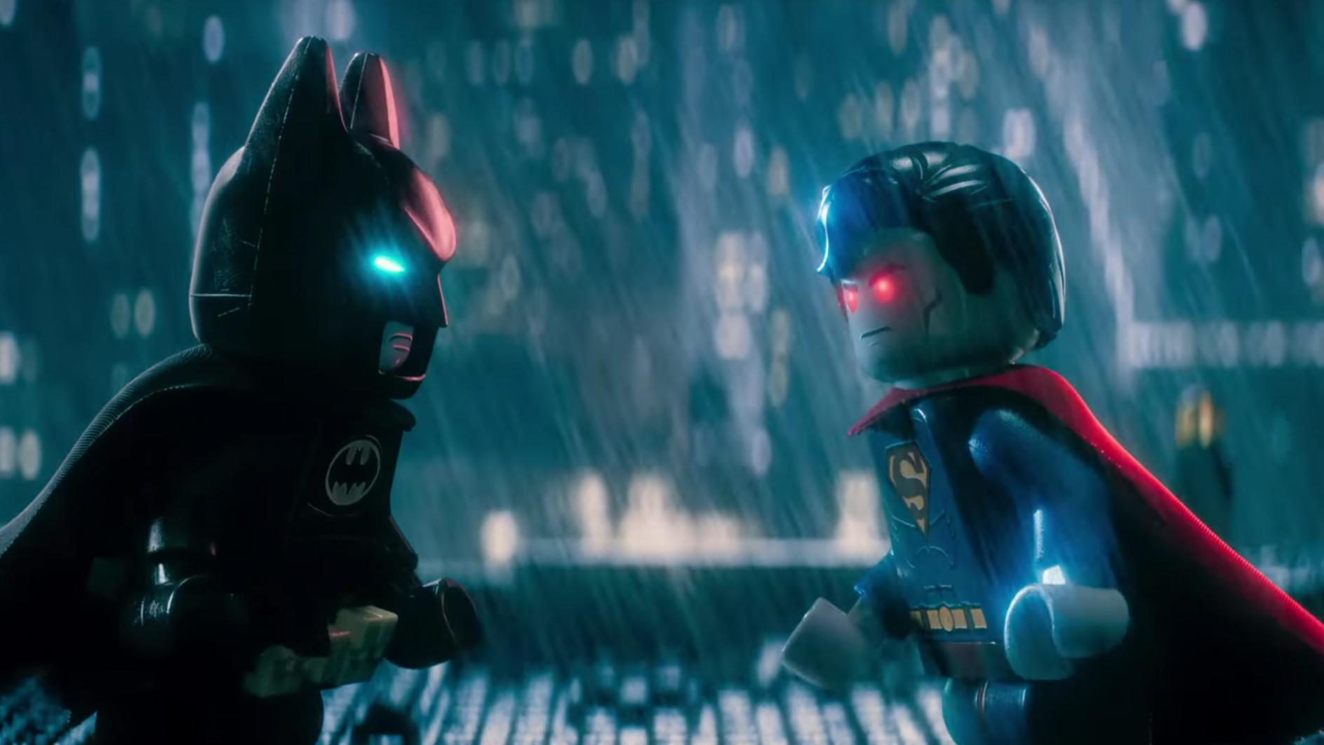 Image result for the lego batman movie opening