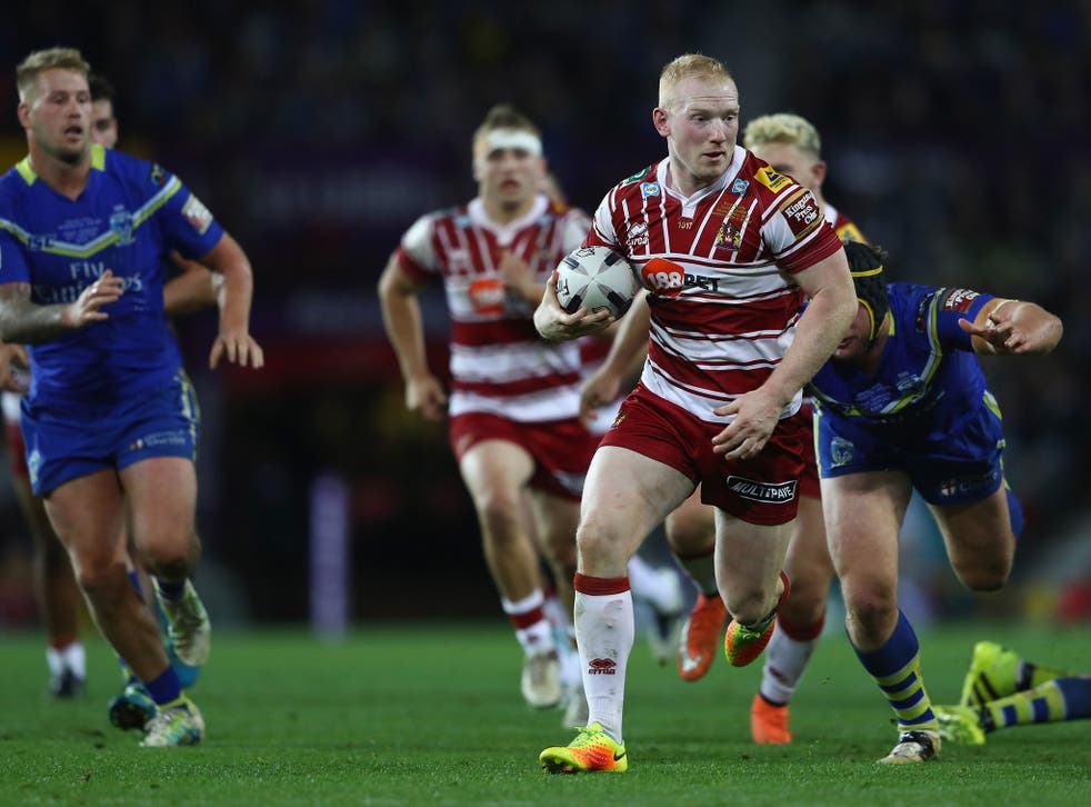 Liam Farrell will be in England action on Saturday