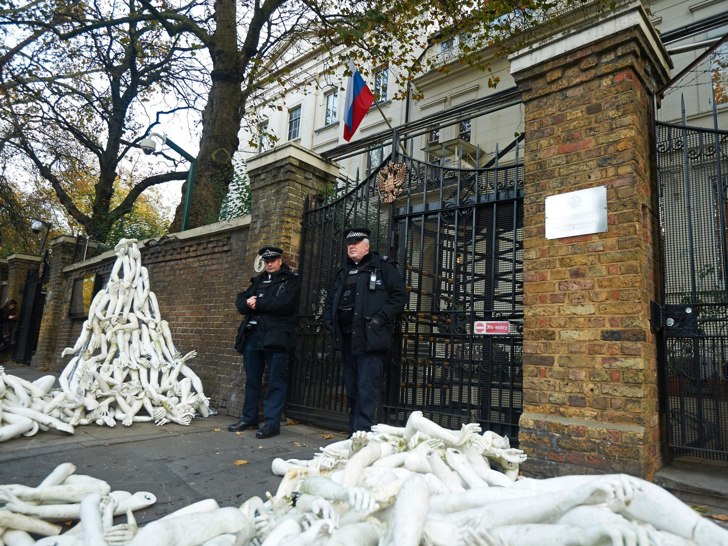 Embassy In London Russian Embassy 88