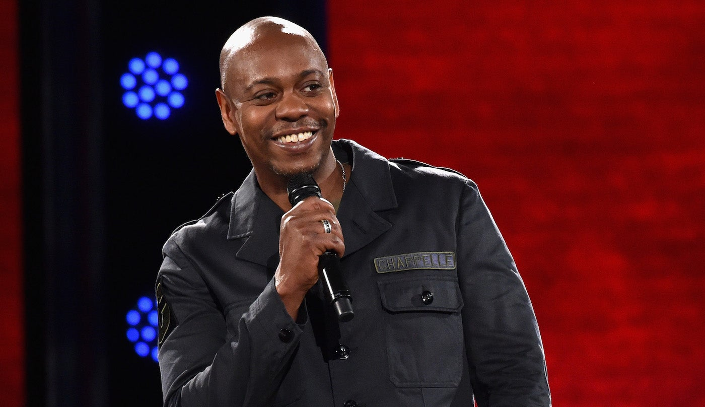 Dave Chappelle criticises Louis CK accusers, says response might have been 'disproportionate'