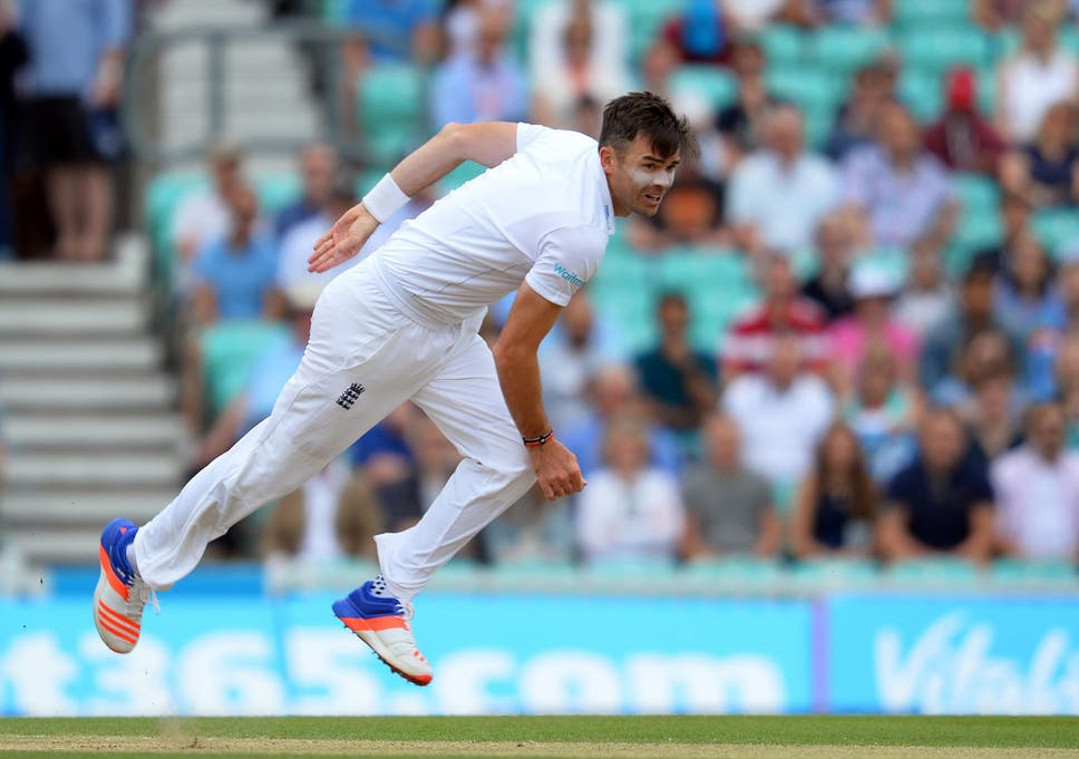 James Anderson could return to England's attack for the