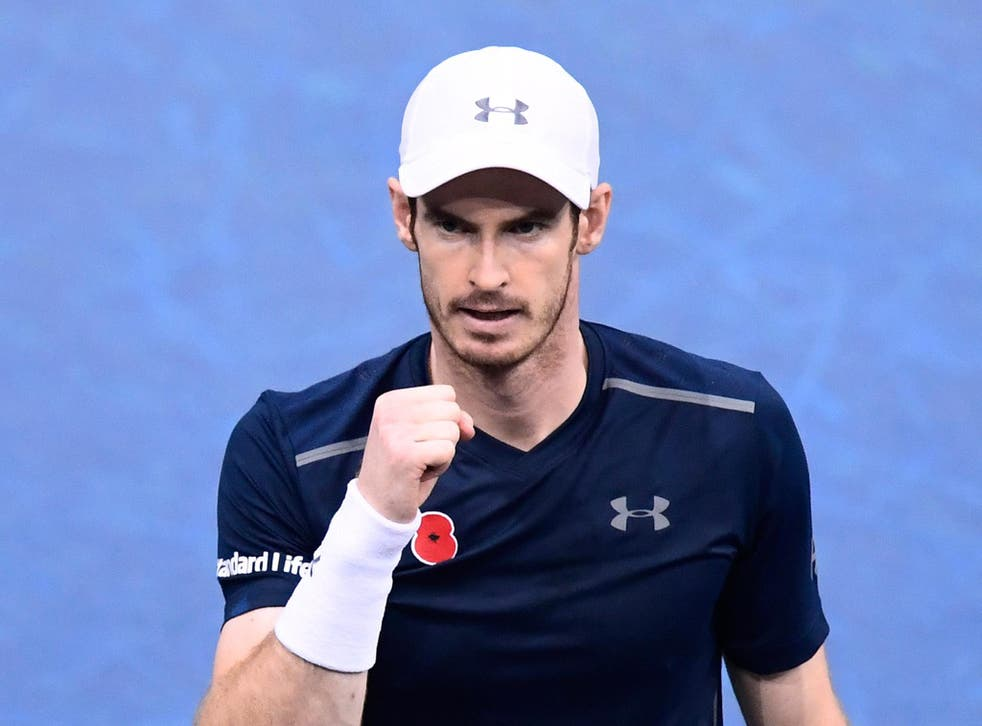 Andy Murray Becomes World No 1 How He Became The Best Men S Tennis Player On The Planet The Independent The Independent