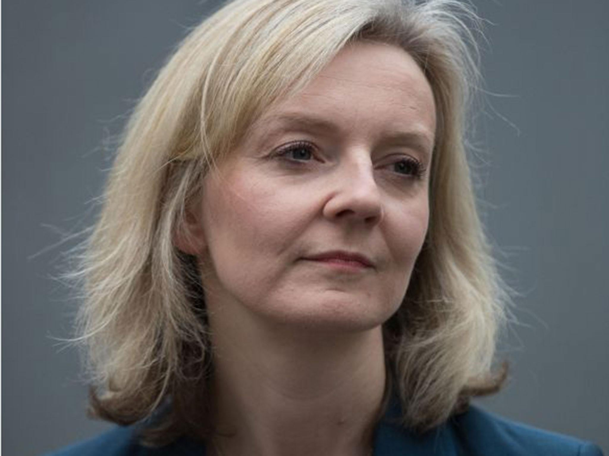 liz truss breaks her silence but fails to condemn backlash over brexit ruling the independent. Black Bedroom Furniture Sets. Home Design Ideas