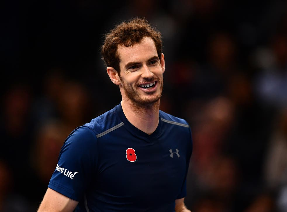 Andy Murray will move up to No 1 when the world rankings are updated on Monday