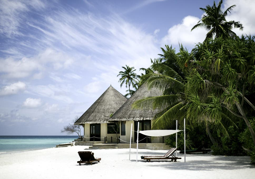 if you re thinking of the maldives as a peaceful holiday destination