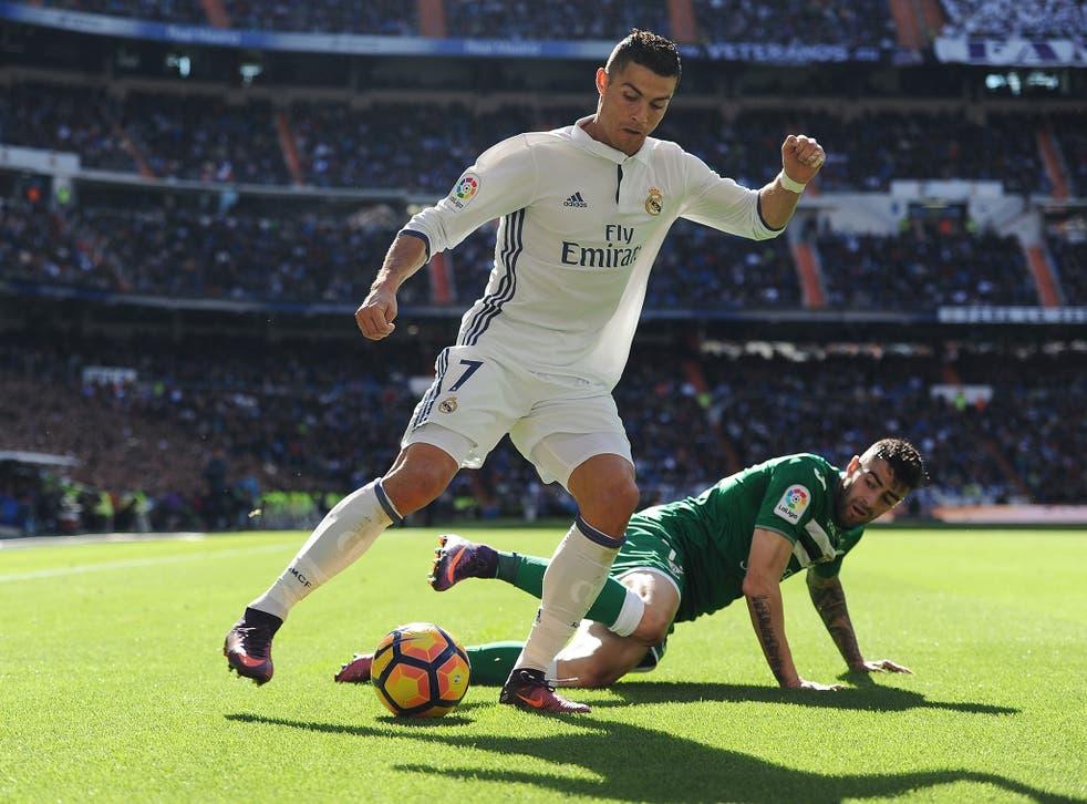 Ronaldo will be staying put in Madrid