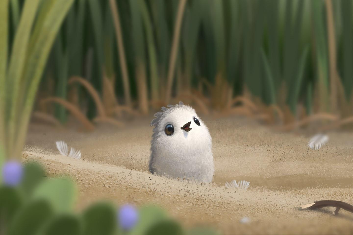 Finding Dory: Watch Pixar's adorable short film Piper