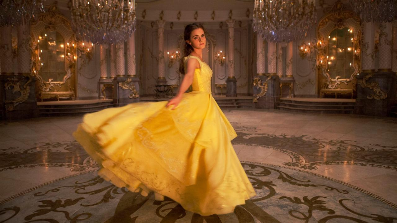 Beauty and the Beast costume designer on recreating Belle\'s iconic ...