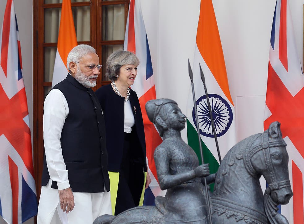 India's GDP per person is still one fifth, or 20 per cent, of that in the UK