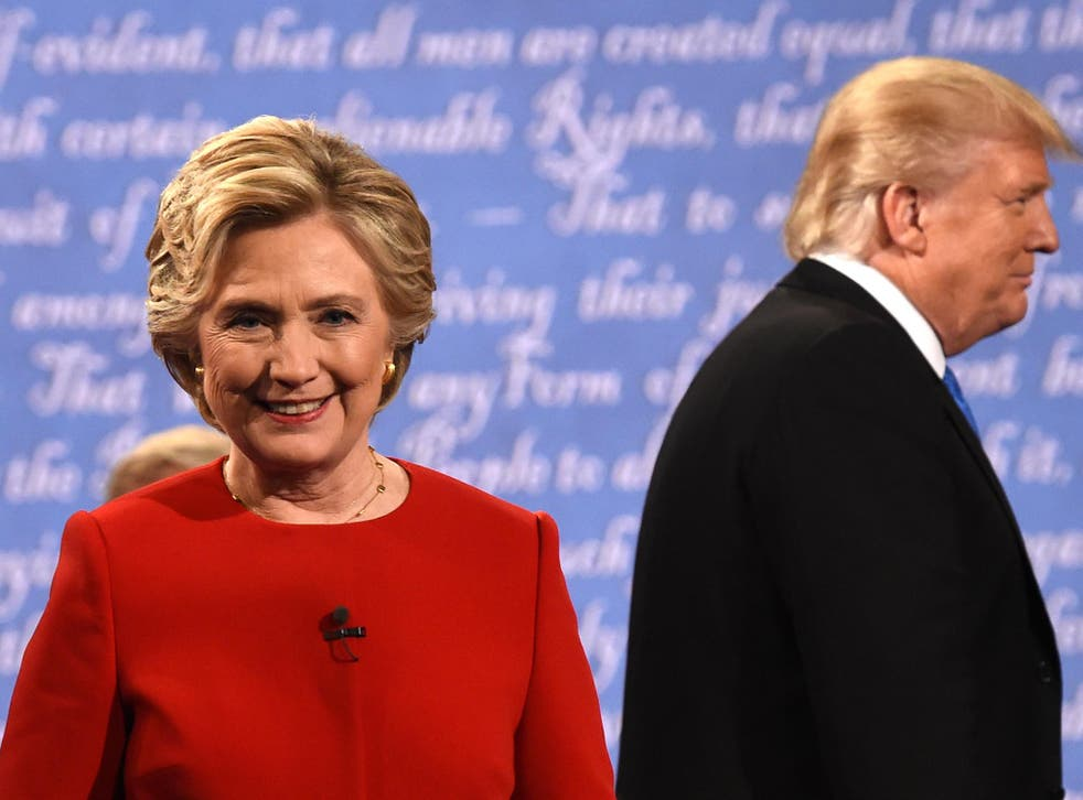 Hillary Clinton has a clearer path to the White House than Donald Trump - but the result is far from certain