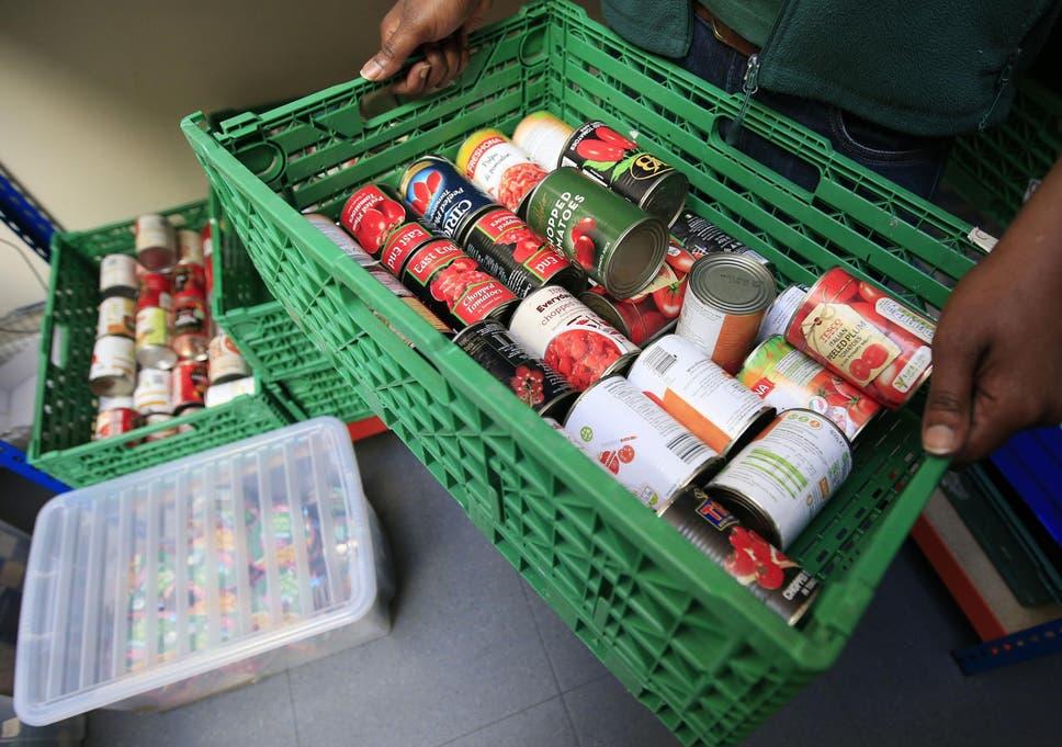 Hundreds Of Hidden Food Banks Reveal True Scale Of Food
