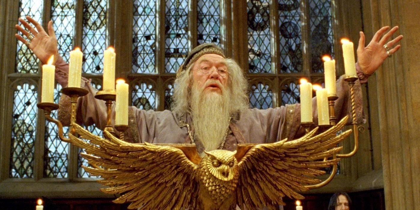 Harry Potter Bookmark Albus Dumbledores Passwords Hogwarts