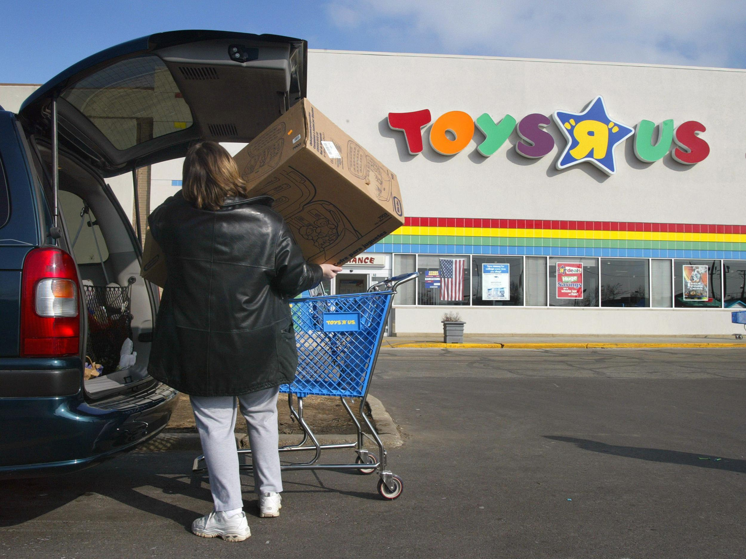 Toys R Us quiet hour launched to help children with autism | The ...