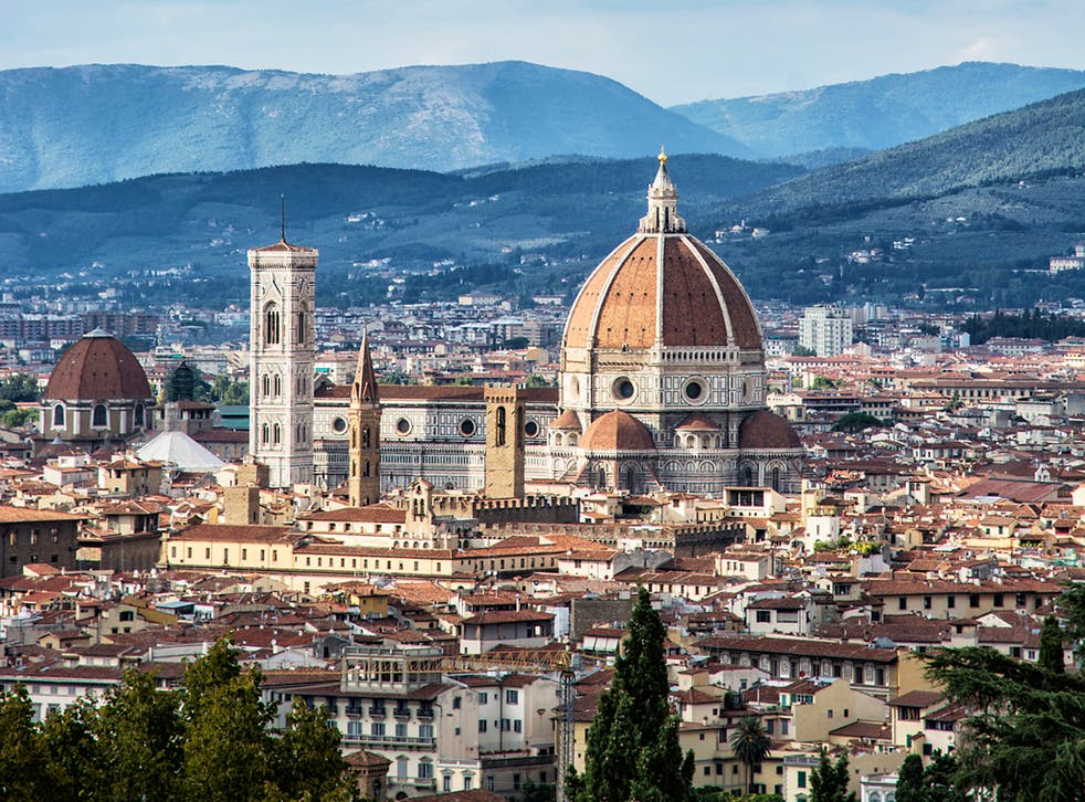 Florence authorities want to protect the area around the city's ancient cathedral from fast food restaurants