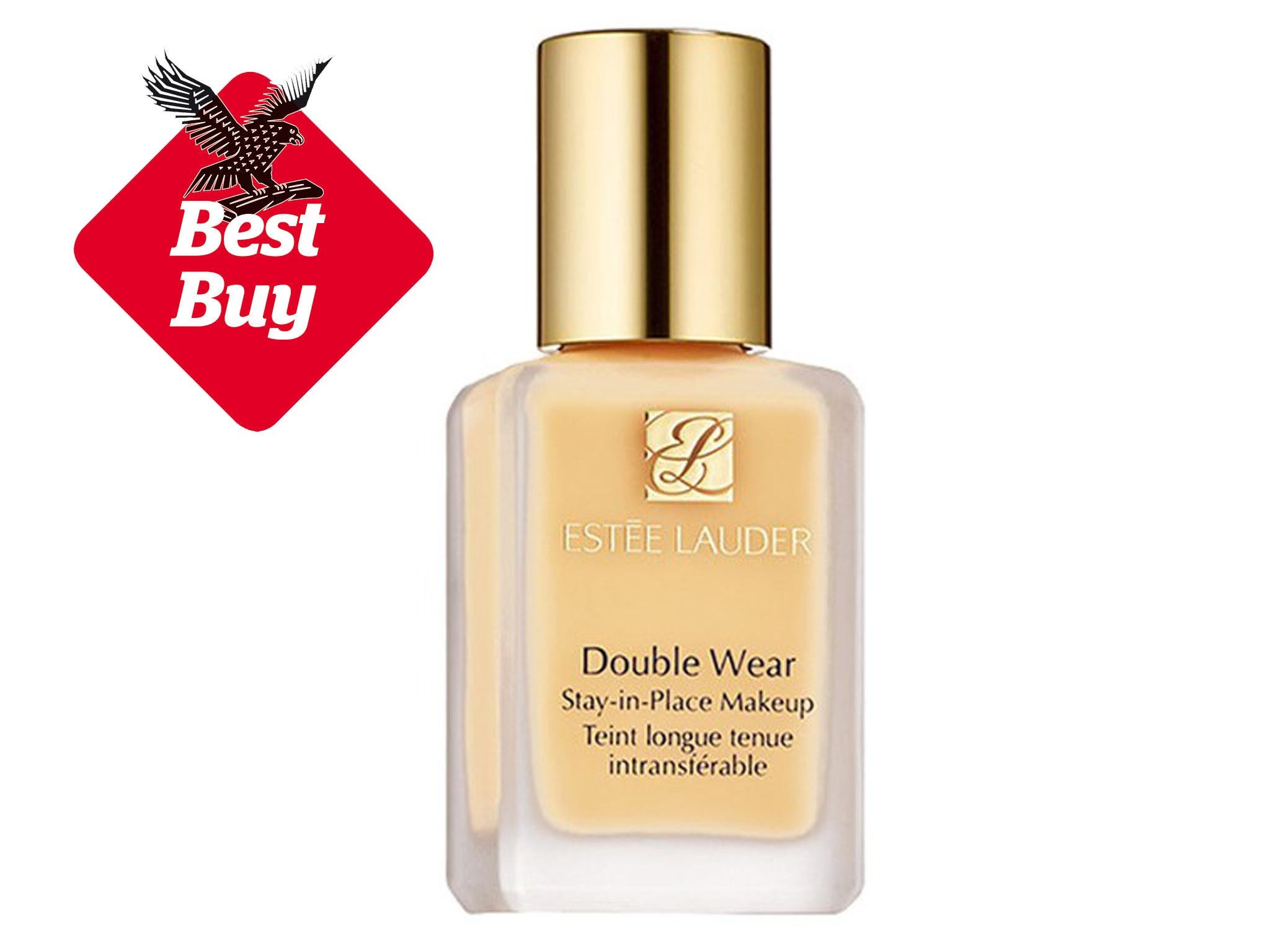 This foundation from skincare expert Estée Lauder lived up to its 15-hour promise, lasting all day in an air-conditioned office, without us needing to ...