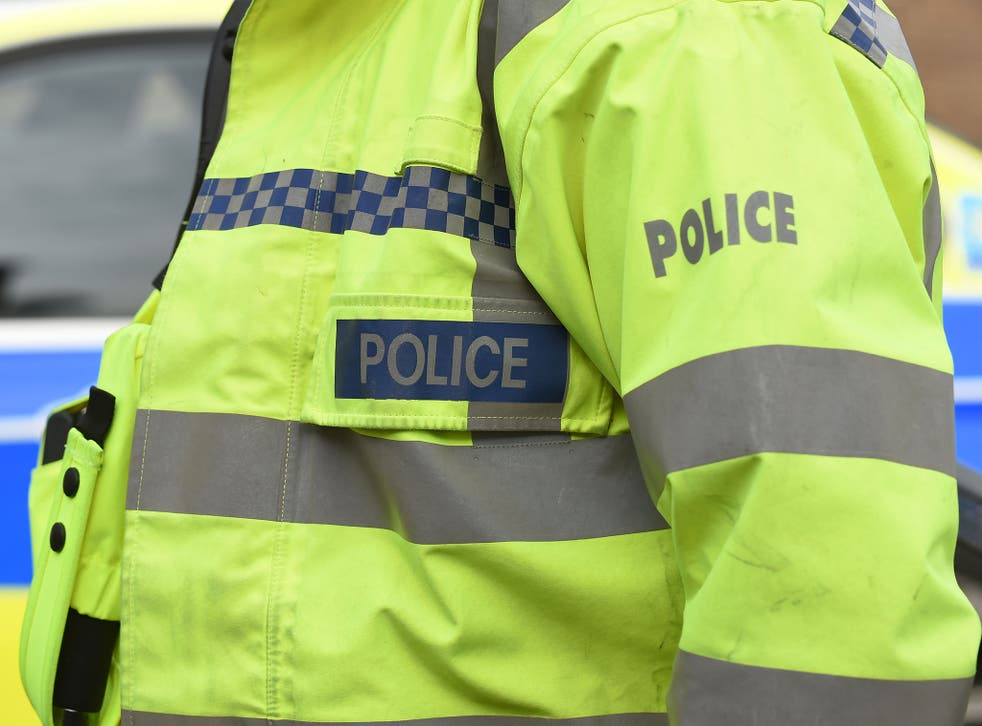 <p>The officers were from Hampshire Police&nbsp;</p>