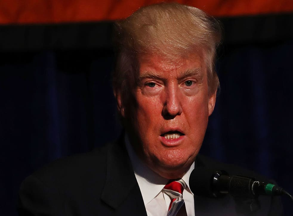 Mr Trump said he would defund Planned Parenthood