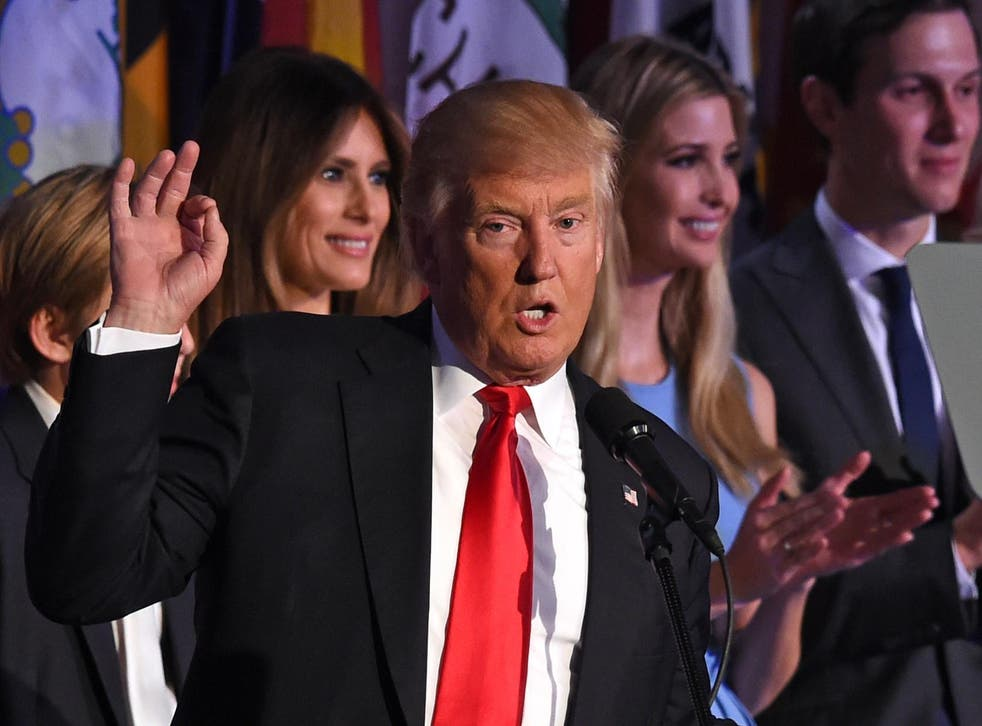 Donald Trump must pick the right team to help him tackle the economy, foreign policy and health