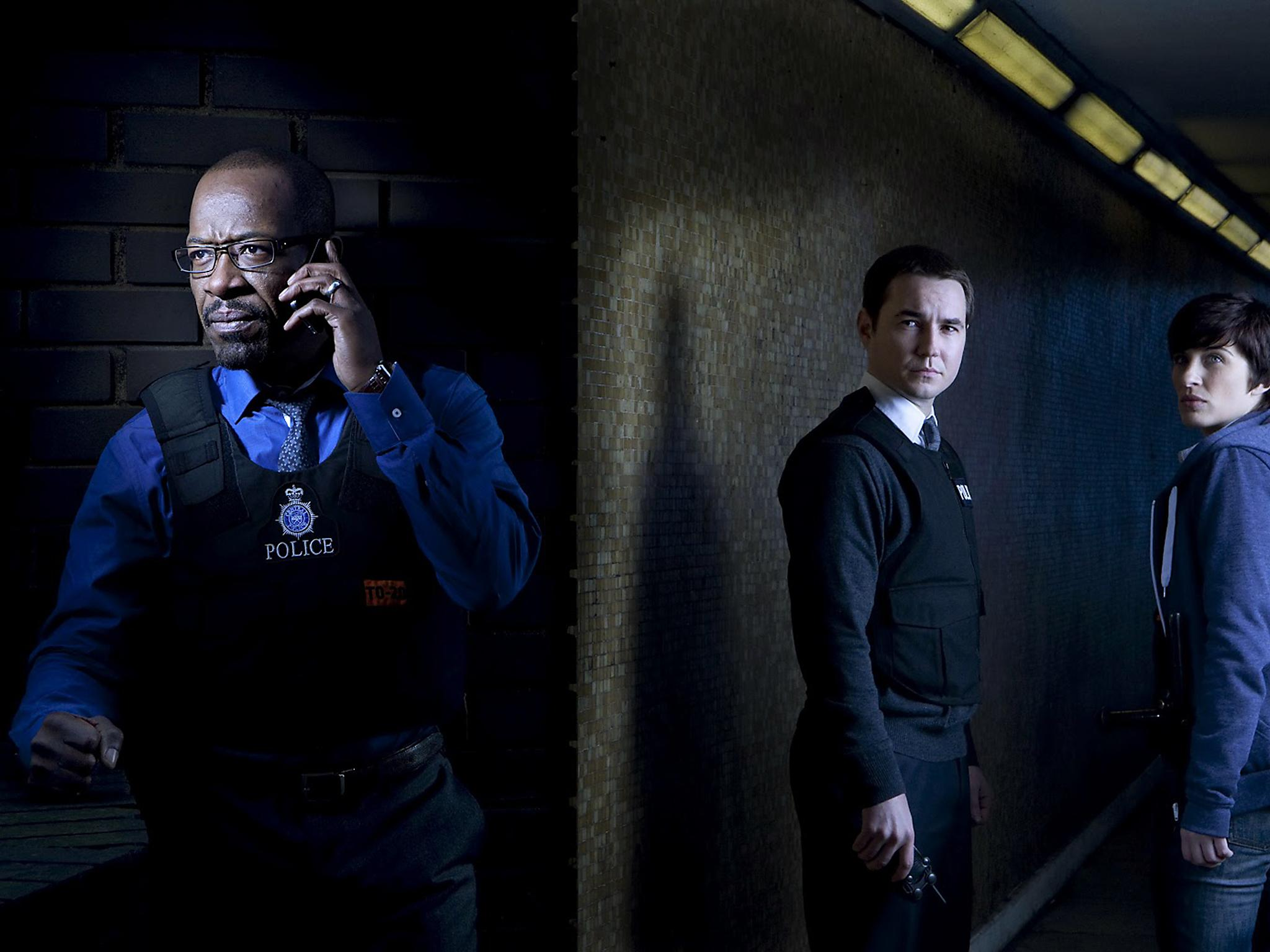 The 20 greatest TV cop shows of all time, from Line of Duty to The