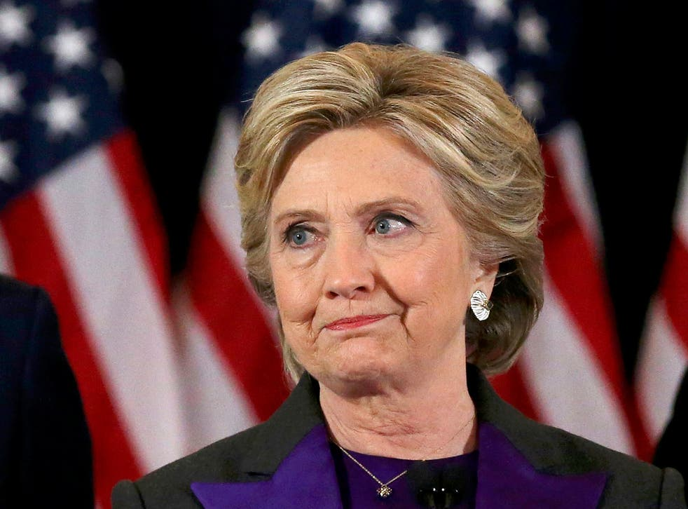 Clinton is set to win the popular vote but lost the White House