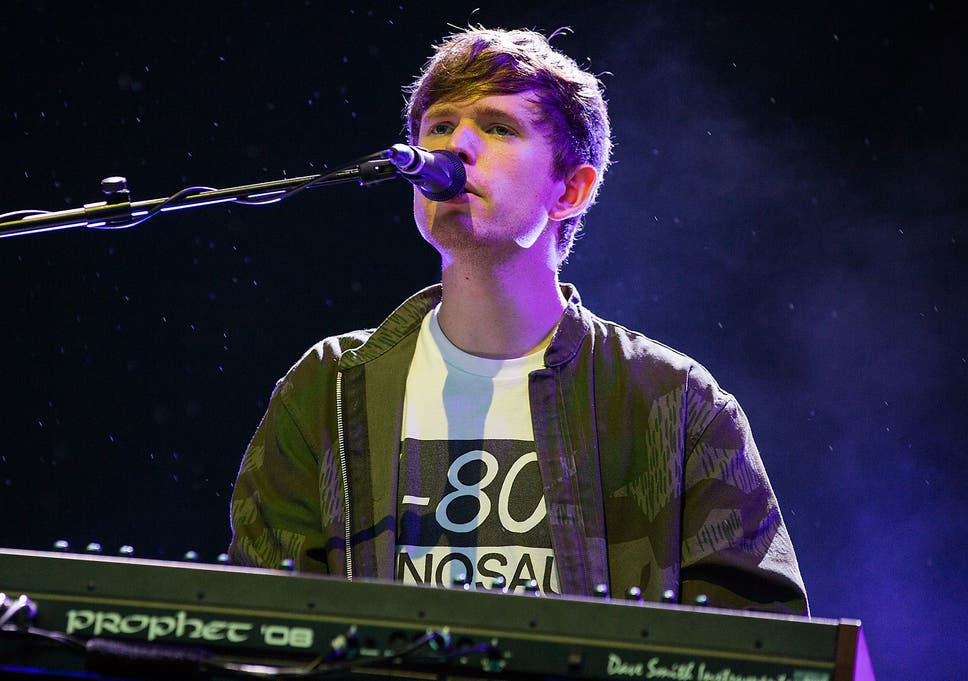 James Blake, Brixton Academy, London, review: He's polite and