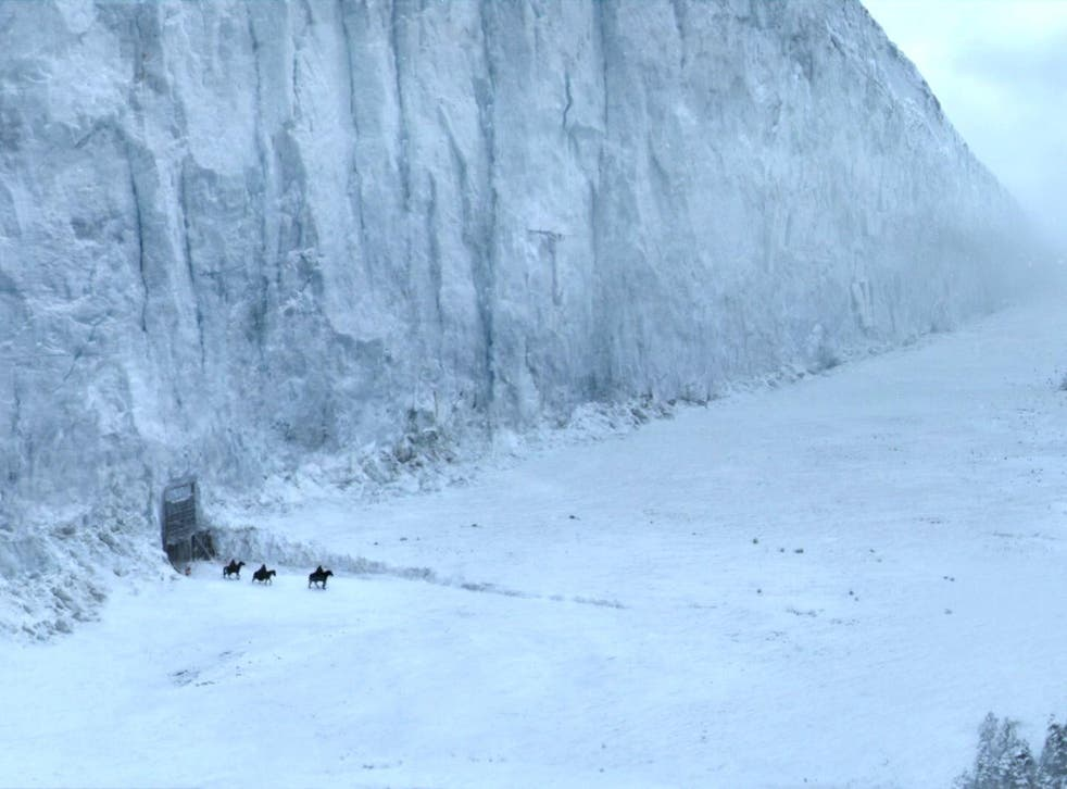 Canadians have threatened to build a giant ice wall like the one in Game of Thrones which keeps wildings and monsters out of the Seven Kingdoms