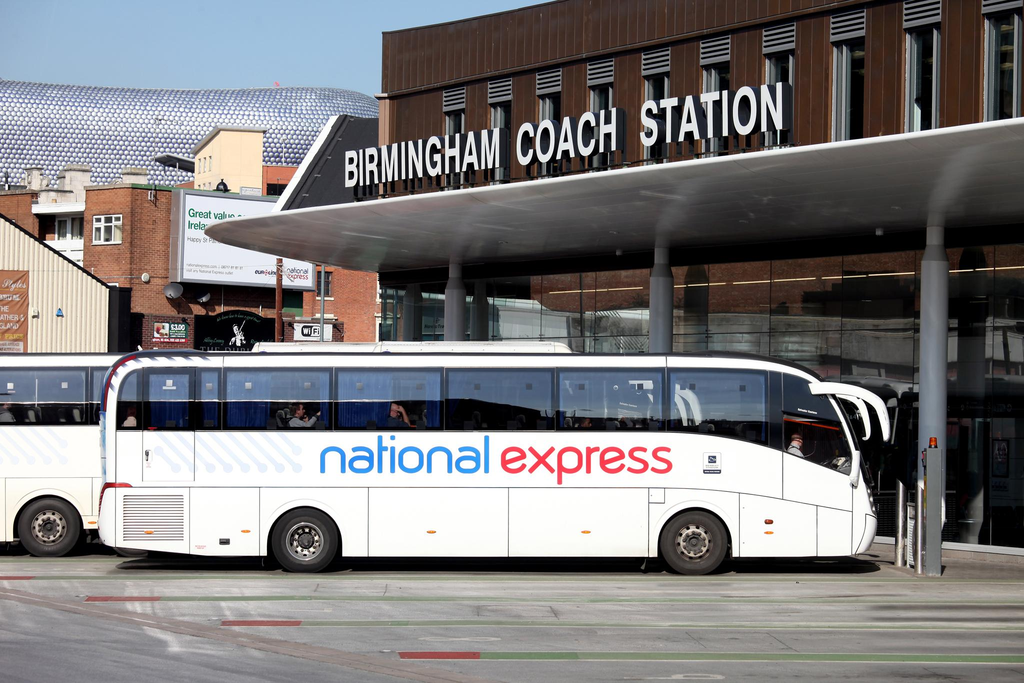 National Express is trying to make coach travel cool for ...