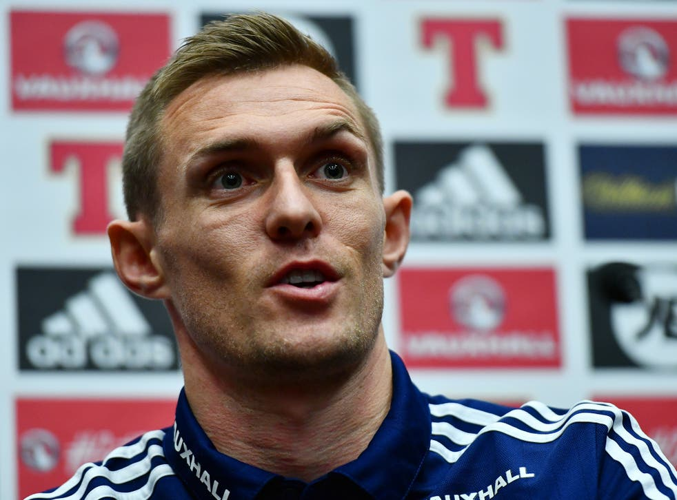 Fletcher believes Scotland can use the Wembley crowd to their advantage