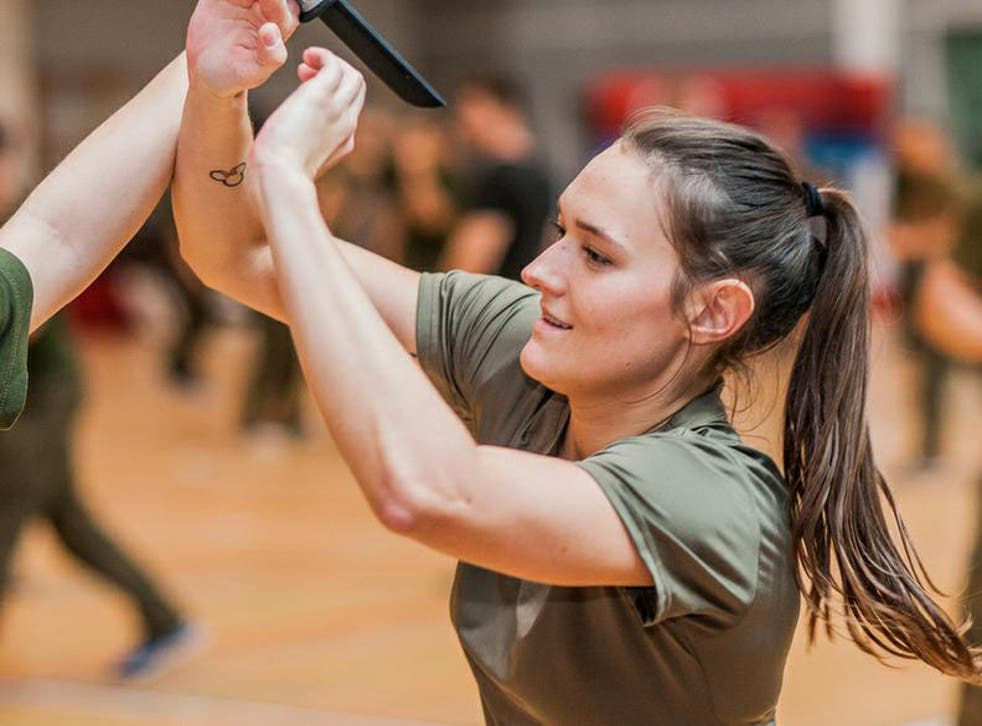 The free self-defence classes for Polish women will take place in 30 different cities