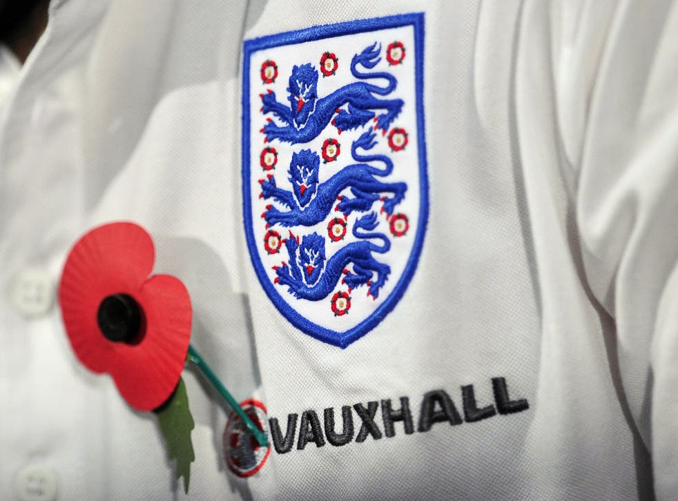 Fifa claims it has not banned any country from wearing the poppy this weekend