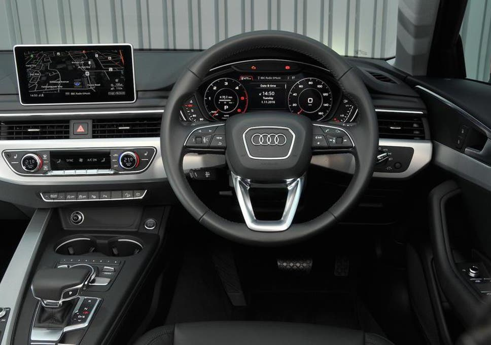 First Drive 2016 Audi A4 Allroad 20 Tdi 190 The Independent