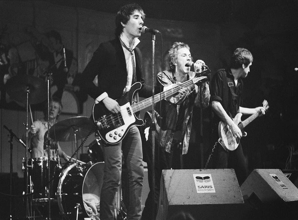 The Sex Pistols in Amsterdam, 1977