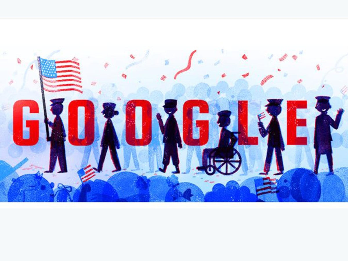 11+ Google Doodle Remembrance Day