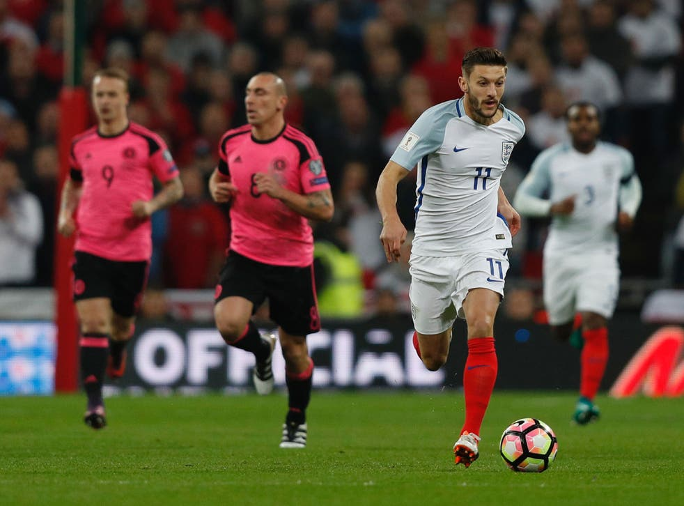 Lallana praised Southgate for bringing 'stability' to the England camp