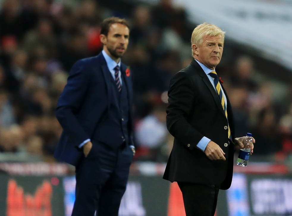 There is expected to be contrasting fortunes for the two men on the Wembley touchline
