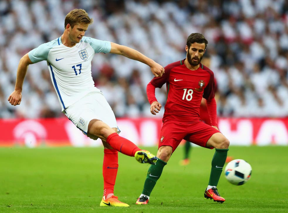 Dier was part of the team that beat Portugal in a Euro 2016 warm-up game
