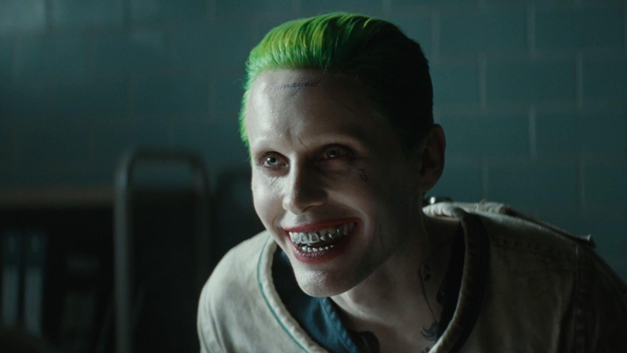 Suicide Squad actor Jared Leto reveals just how deep he went as the Joker