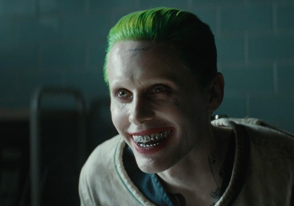 Suicide squad actor jared leto reveals just how deep he went as the i knew that i was going to have to dive really deep and go to a place that ive never gone before ccuart Image collections