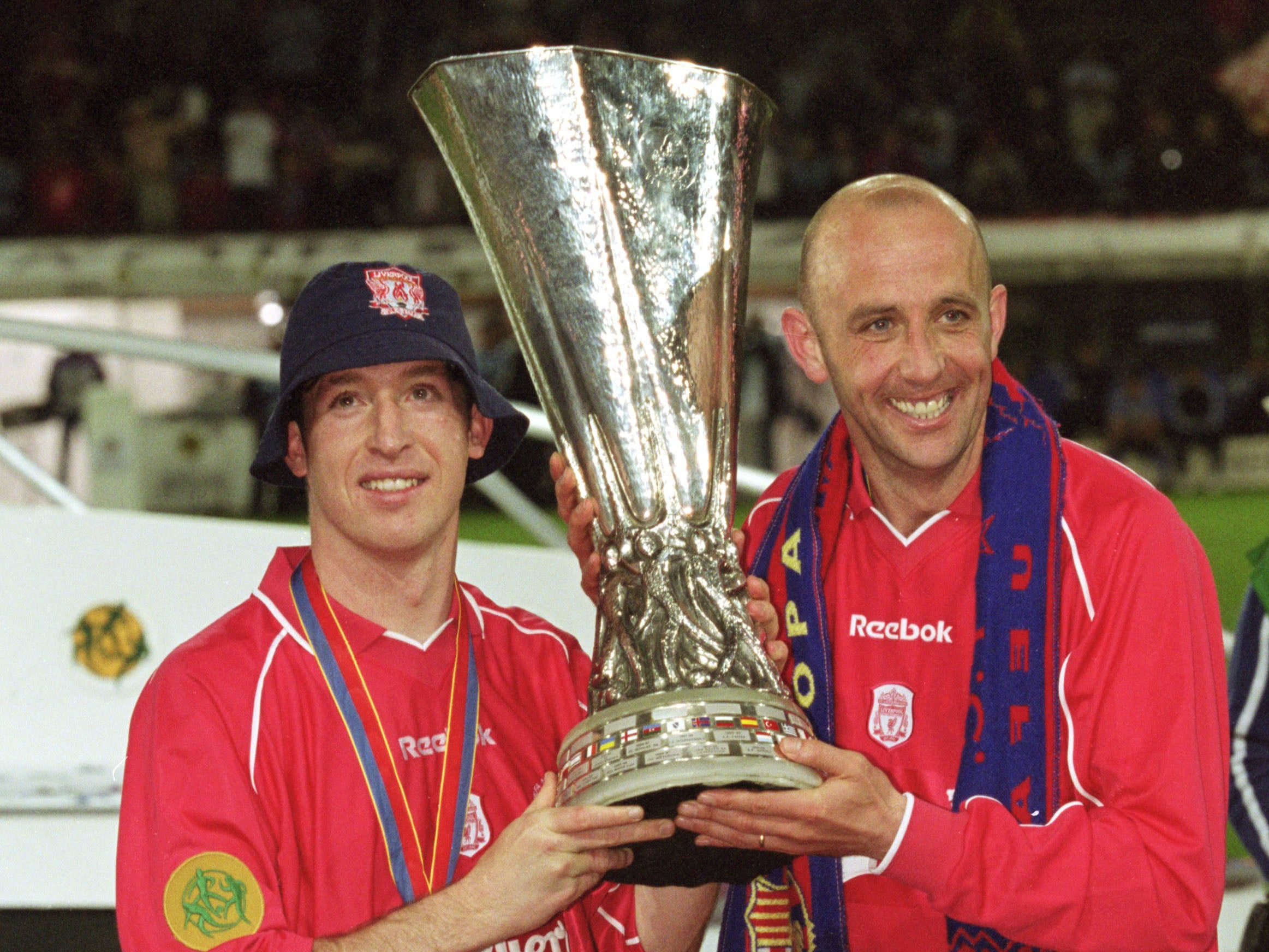 Liverpool news: Gary McAllister's abiding memory of 2001 Uefa Cup final win is a giant sex toy