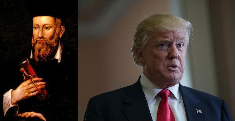 Nostradamus 'predicted' Donald Trump 400 years ago | indy100