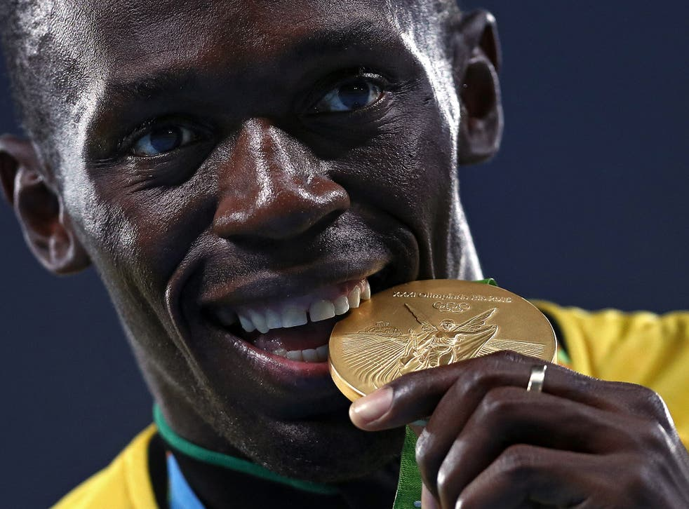 Bolt is widely regarded as history's greatest-ever sprinter