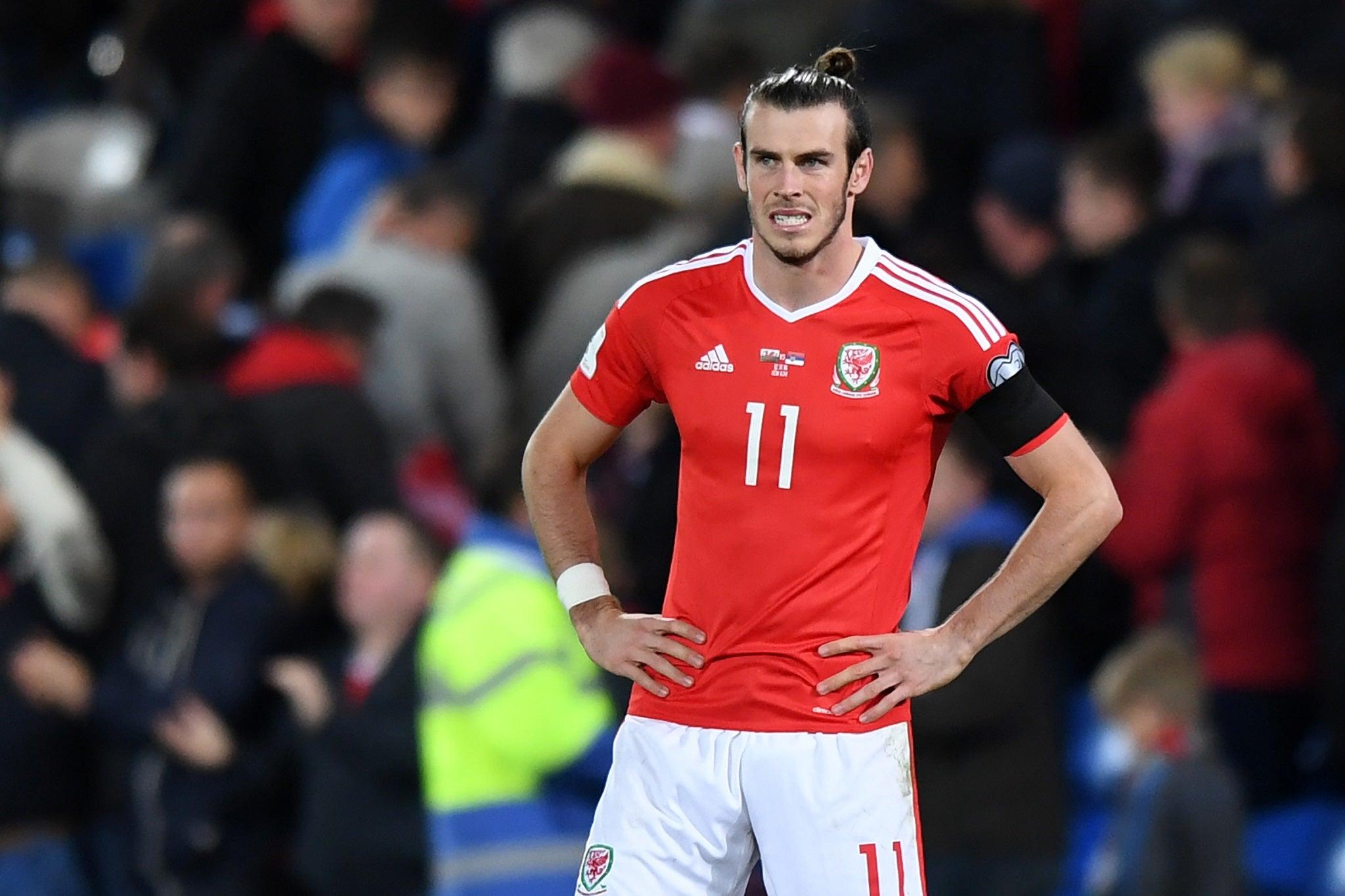 Image result for Gareth Bale national team