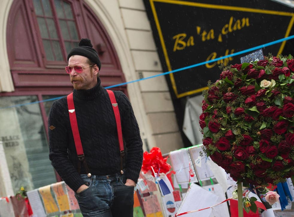 Jesse Hughes suggested Muslim staff at the Bataclan were involved in the attack on 13 November 2015