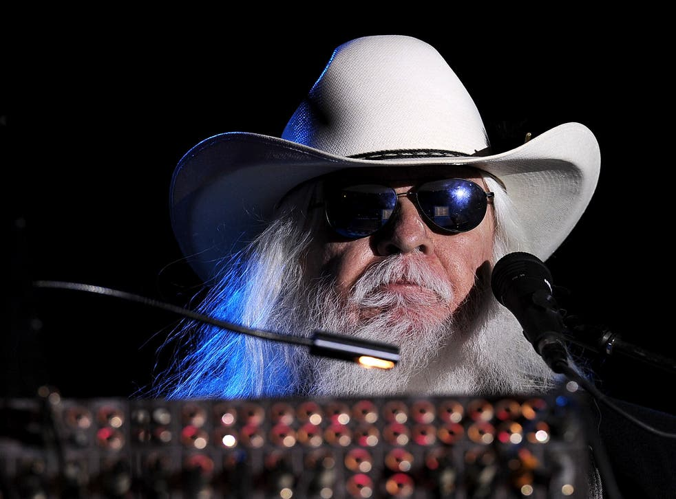Born in Tulsa in Oklahoma, Russell embarked on his musical career at the age of just 14 in local nightclubs