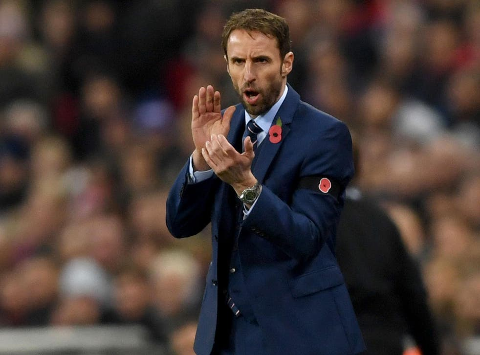 Gareth Southgate wants to know if he will be installed as permanent England manager