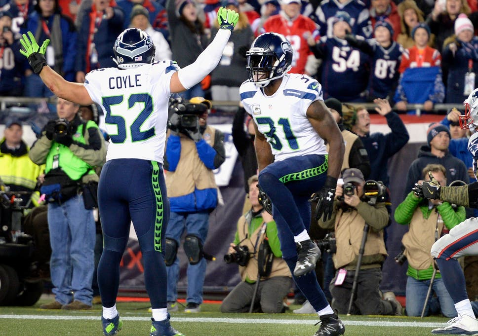 NFL round-up  Seattle Seahawks hold out to take revenge on New ... 764ba50ef